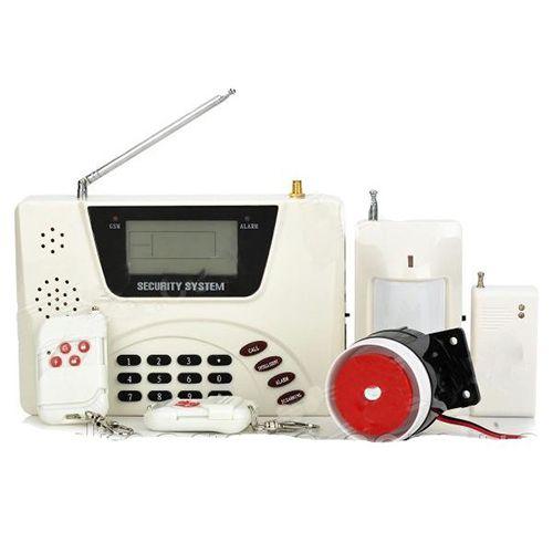 GSM сигнализация для дома с датчиком движения 1000