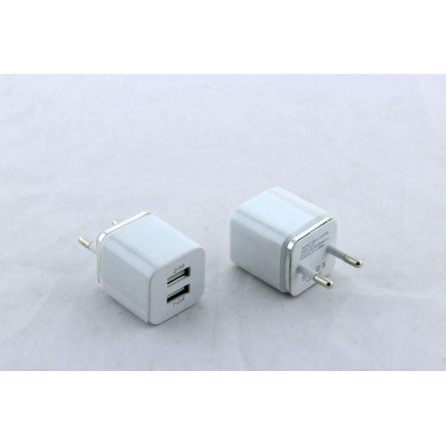 Адаптер 2 USB 220v AR 62