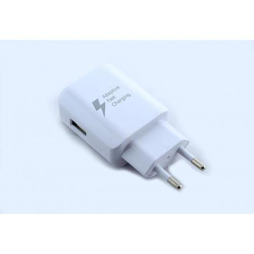 Адаптер зарядка 220V на USB Fast Charge D5