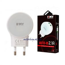 Сетевое зарядное устройство EMY MY-269
