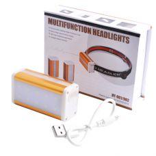Power Bank 6000 mAH 902-10SMD c LED-панелью