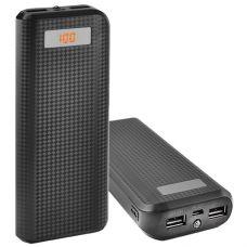 Power Bank REMAX PRODA 20000mAh 2USB(1A+2A), цифровой дисплей, фонарик 1LED линза -144 (6000mAh)