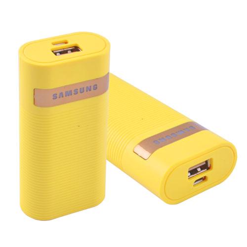 Power Bank Sumsung 6000mAh USB(1A) - 4 (2000mAh)