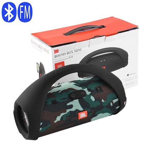 Bluetooth-колонка JBL BOOM BOX mini E10, c функцией PowerBank, speakerphone, радио