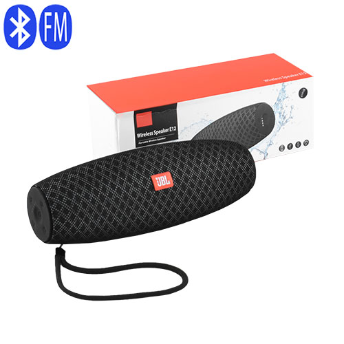 Bluetooth-колонка JBL E12, c функцией Power Bank, speakerphone, радио