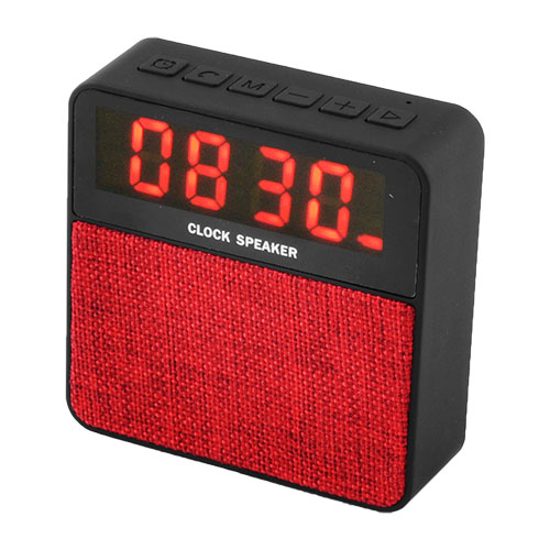 Bluetooth-колонка JBL T1, c функцией PowerBank, clock, speakerphone, радио