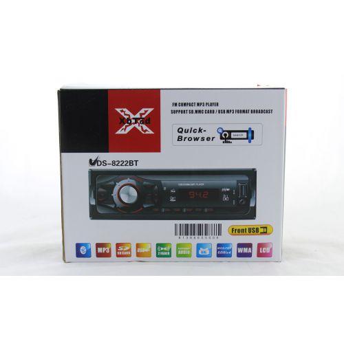 Автомагнитола MP3 8222 ISO+BT