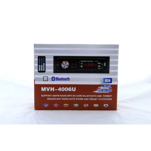 Автомагнитола MVH - 4006U 60W MP3 / SD / USB / AUX / FM