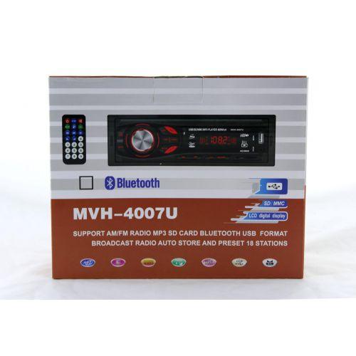 Автомагнитола MVH - 4007U ISO - MP3 Player, FM, USB, SD, AUX