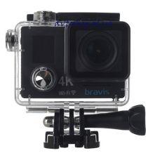 Экшн видеокамера Bravis A5 Black