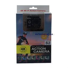 Экшн камера Sport S2 Wi-Fi