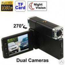 Видеорегистратор DVR  X5000 Dual Cam