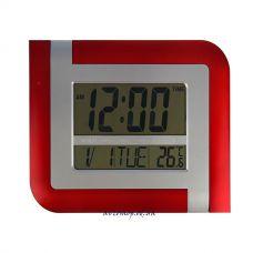 Часы настенные электронные КК 5887
