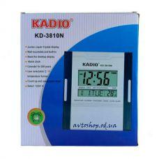 Настольные часы цифровые с индикатором KK 3810