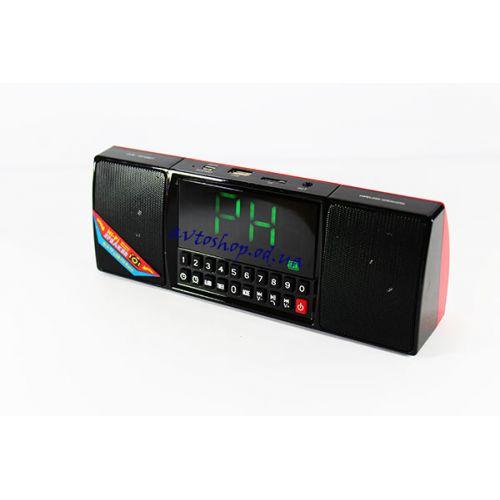 Часы с радио WS-1515 Bluetooth