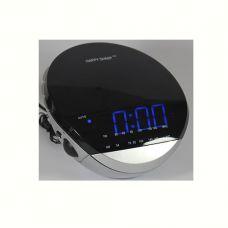 Часы сетевые YJ 382 с FM радио