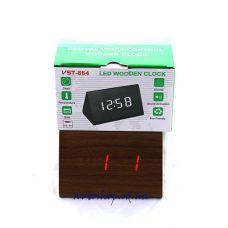 Часы сетевые VST 864-1