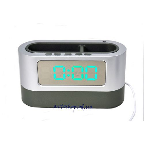 Часы-будильник с подставкой LL-038