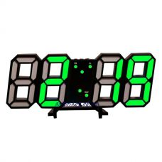 Настольные электронные часы LY 1089 с термометром