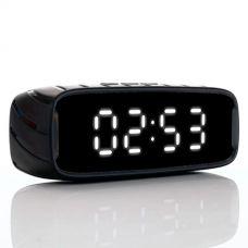 Портативная Bluetooth стерео колонка часы будильник WSA-858 BT USB TF