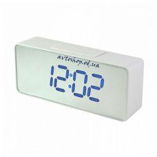 Настольные часы VST 886Y-6 белые