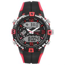 Часы наручные 1509 QUAMER, sport, ремешок