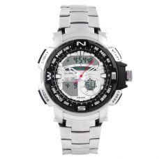 Часы наручные 1514 QUAMER, box, sport, стальной браслет