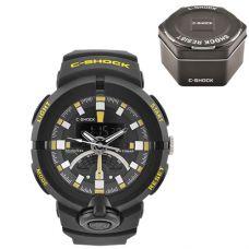 Часы наручные C-SHOCK GA-500 Black-Yellow, Box