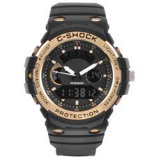 Часы наручные C-SHOCK GN-1000 Black-Gold