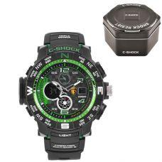 Часы наручные C-SHOCK GPW-2000 Black-Green