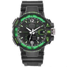 Часы наручные C-SHOCK GWA-1100 Black-Green