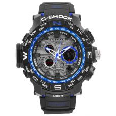 Часы наручные C-SHOCK MTG-S1000 Вlack-Blue