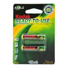 Аккумуляторы Kodak - Rechargeable Battery AAA HR03 Ni-MH 850mAh 1.2V