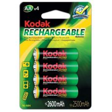 Rechargeable Battery АА HR6 Ni-MH 2600mAh 1.2V
