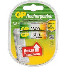 Аккумуляторы GP - Rechargeabl АА HR6 Ni-MH 1300mAh 1.2V
