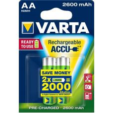 Rechargeable Accu АА HR6 Ni-MH 2600mAh 1.2V