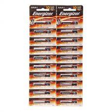Батарейка Energizer Power LR03/AAA отрывной