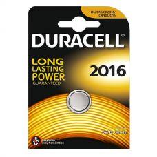 Батарейки Duracell - 2016 Lithium / CR2016 Li-Ion 3V