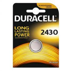 Батарейки Duracell - 2430 Lithium / CR2430 Li-Ion 3V