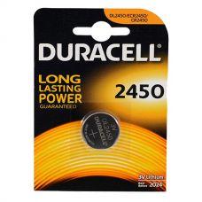 Батарейки Duracell - 2450 Lithium / CR2450 Li-Ion 3V