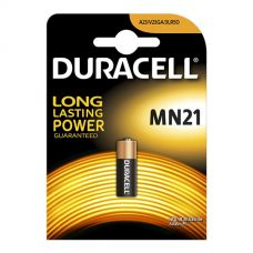 Батарейки Duracell - Alkaline MN21 / 23А 12V