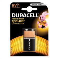 Батарейки Duracell - Basic 6LR61 Крона 9V