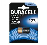 Батарейки Duracell - Ultra Lithium 123 / CR123A Li-Ion 3V