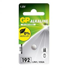 Батарейки GP - Alkaline Cell 192 LR41 1.5V