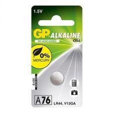 Батарейки GP - Alkaline Cell A76 LR44 1.5V