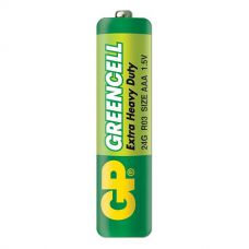 Батарейки GP - Greencell ААА R03 1.5V