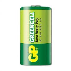 Батарейки GP - Greencell C R14 1.5V