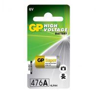 Батарейки GP - High Voltage Battery 476A / 4LR44 Alkaline 6V