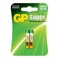 Батарейки GP - Super Alkaline AAAA / 25A 1.5V