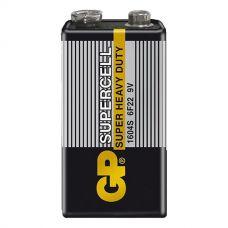 Батарейки GP - Supercell 6F22 Крона 9V